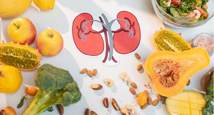 Turmeric basil tea for Kidneys health
