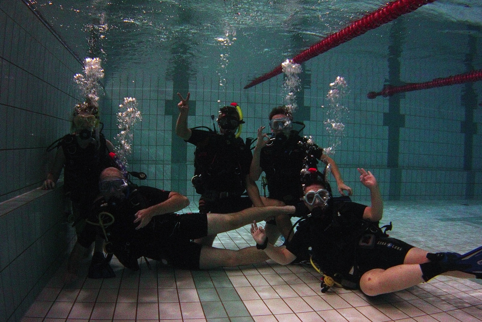 Kurs nurkowania OWD
