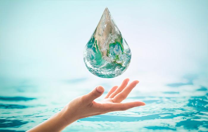 ¿Como cuidar el agua en casa?