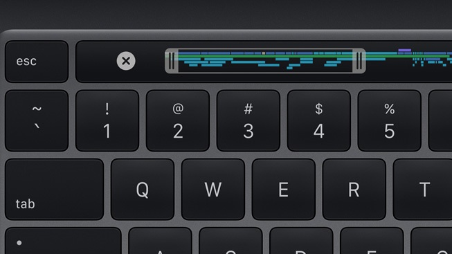 Apple 13-Inch MacBook Pro With Magic Keyboard Physical Escape Arrow Button Unveiled