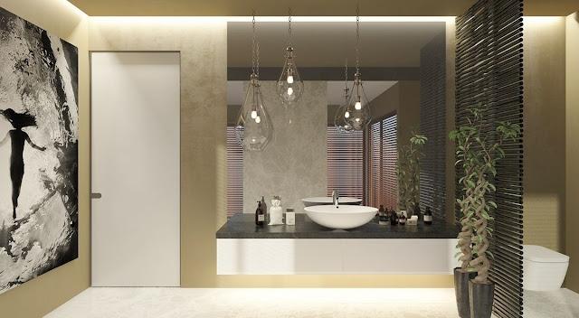 Traditional Bathroom Interior Design