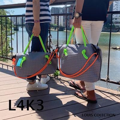 L4K3 レイク LAKE ウェットスーツ 海 マリン イタリア BAG 鞄 ロープ 九州初