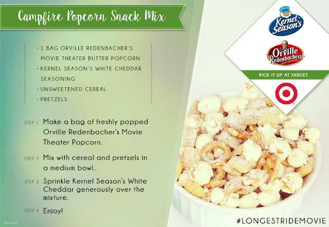 Campfire Popcorn Recipe The Longest Ride