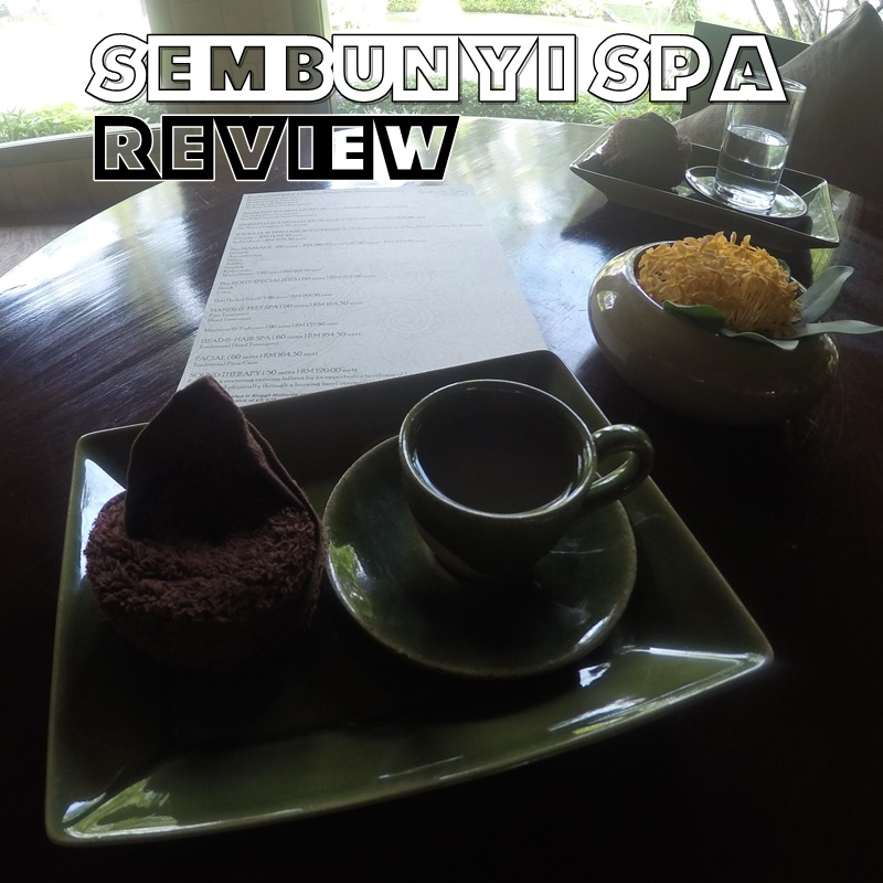 Sembunyi Spa, Spa Review, the best spa in Putrajaya and Cyberjaya, spa murah, Cyberview Resort and Spa, Rawlins GLAM, Maha Brata Experience