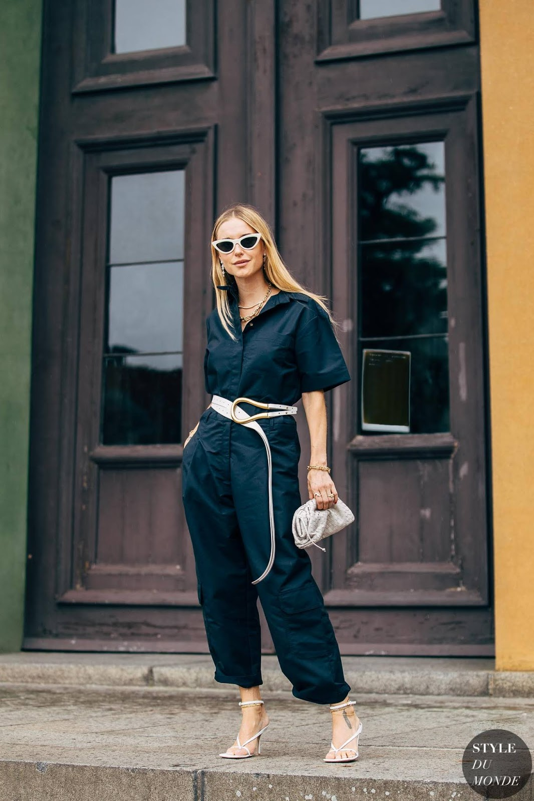 Pernille Reminds Us The Jumpsuit is Essential For Summer