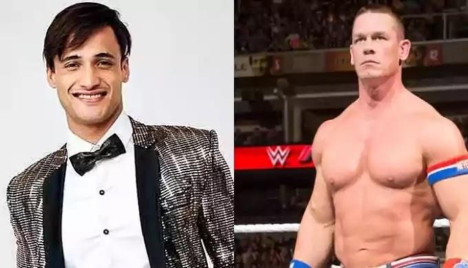 WWE Superstar John Cena Supporting Asim Riaz :- Big Boss Season 13 Review