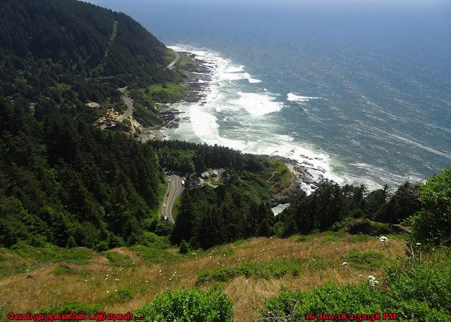 Oregon Cape Perpetua Overlook