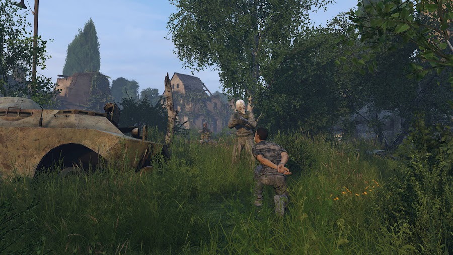 dayz livonia dlc map encounter survivors pc steam ps4 xbox one open world multiplayer survival game bohemia interactive