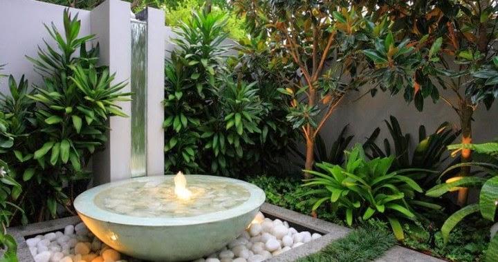 Uredi baštu : Vodeni element u vašem vrtu