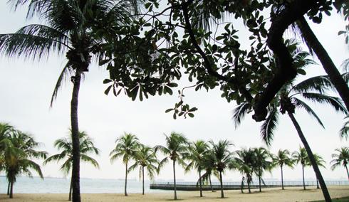 South China Sea Singapore