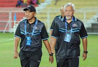 Mantan asisten Rahmad Damawan Calon kuat Pelatih Kepala Martapura FC