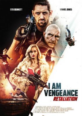 I Am Vengeance: Retaliation 2020 Full Movie Download HDRip 720p Dual Audio In Hindi English