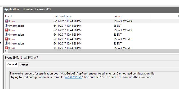 The Map Guy(de): MapGuide tidbits: Windows 10 Fall Creators