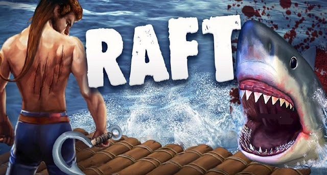 Download RAFT Original Survival Game Mod Apk Game