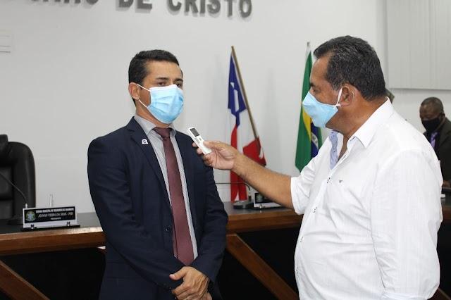 Presidente da Câmara de Inhambupe celebra Dia da Mulher e lamenta que município não possa ter Delegacia da Mulher