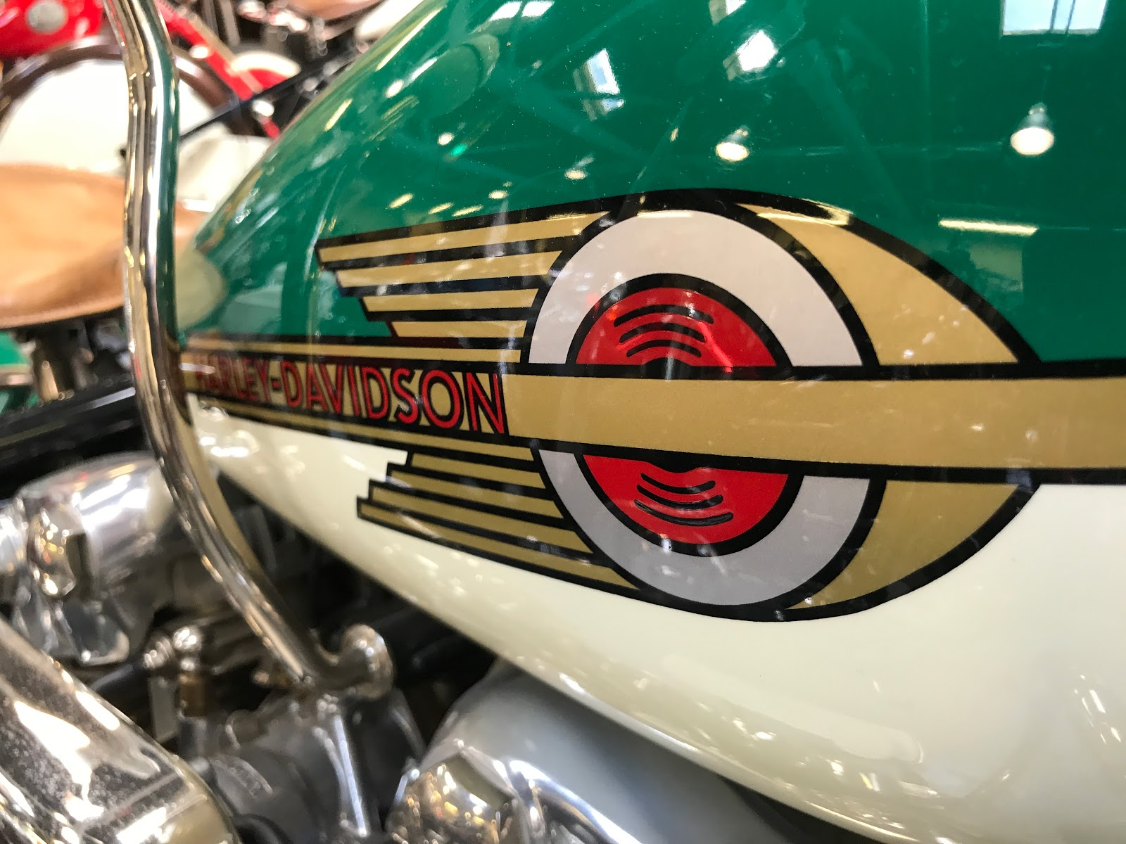 NYDUCATI presents Billy Joel's 20th Century Cycles Harley Davidson 1938 Knucklehead EL