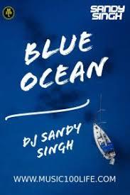 Bluse Ocean - Sandy Singh