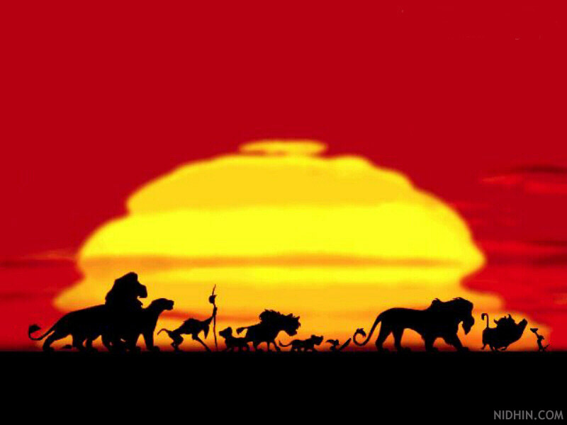 My Top Collection: Lion King Wallpapers