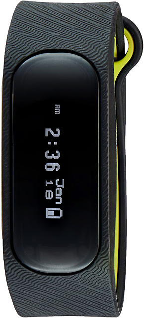 Fastrack reflex 2.0 Uni-sex activity tracker - Calorie counter, Call and message notifications and up to 10 Day battery Life - SWD90059PP05 / SWD90059PP05 Visit the Fastrack Store