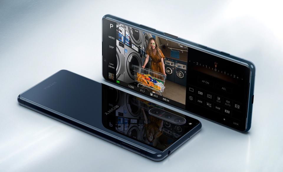 Nuovo Sony Xperia 5 II: potente, compatto, 5G