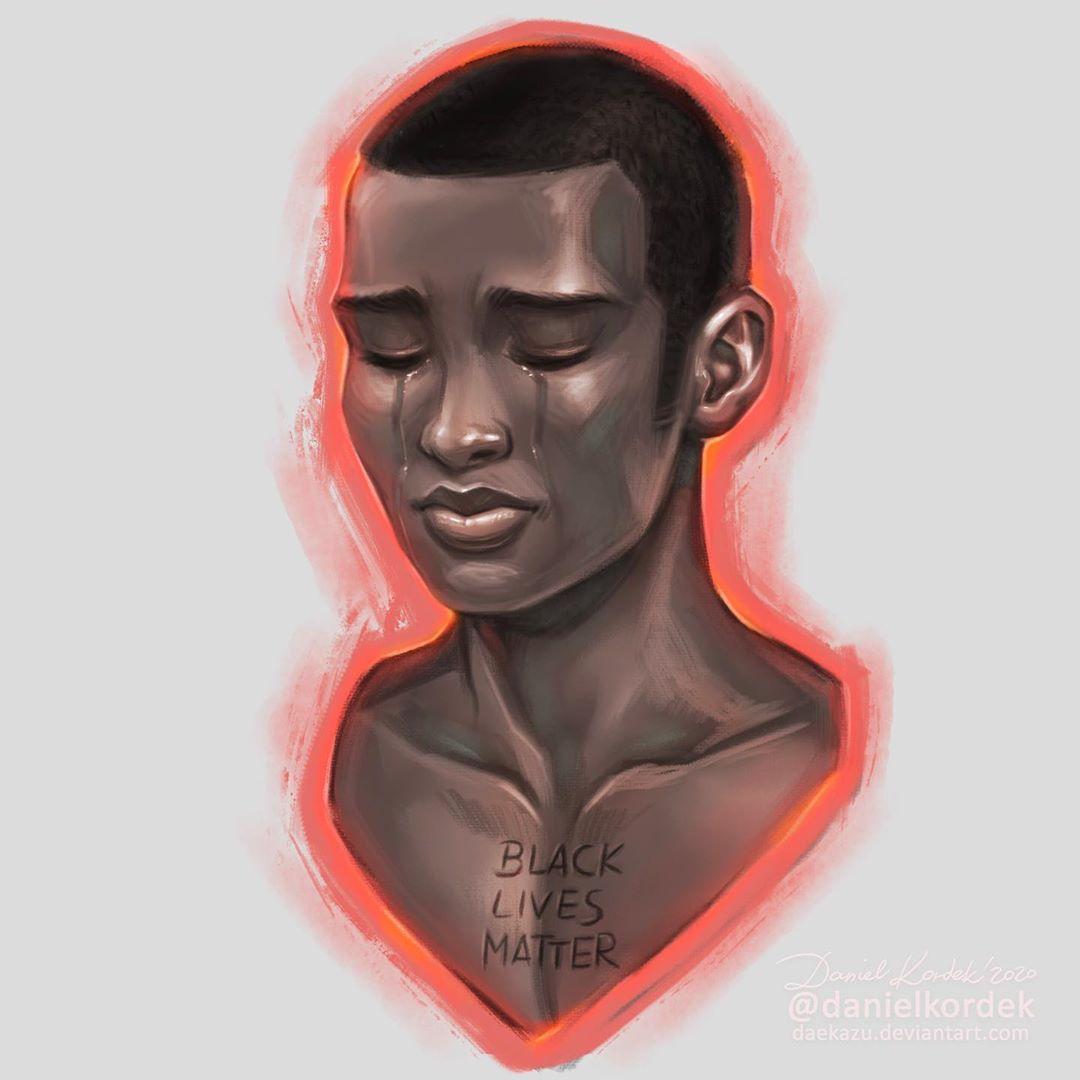George Floyd DP African