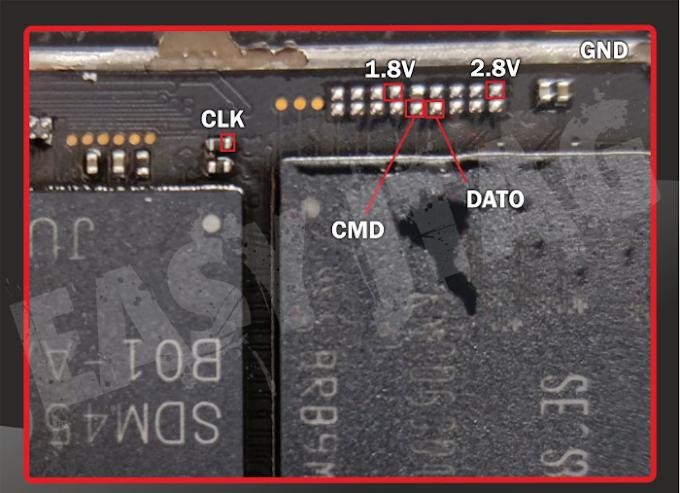 OPPO A5 CPH1809 Dead Boot Repair Emmc Direct Dump File Download