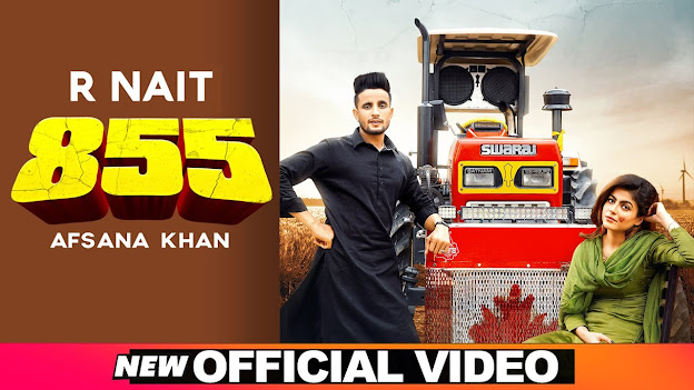 855 Song Lyrics   R Nait   Afsana Khan   The Kidd   Latest Punjabi Songs 2020   Speed Records Lyrics Planet