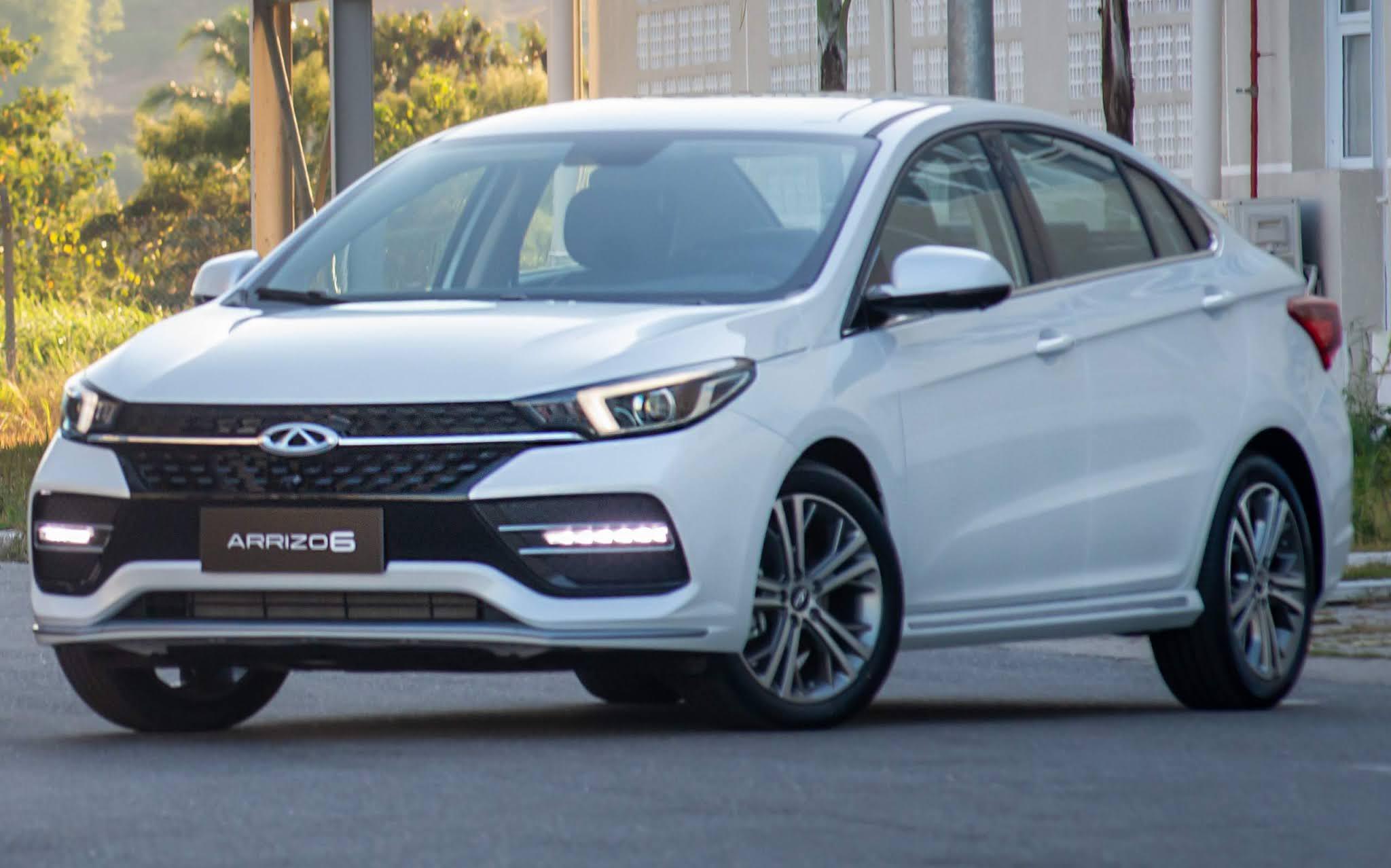 Os carros mais vendidos do Brasil em maio de 2021