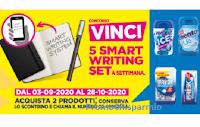 "Concorso ""Frisk 2020"" : vinci 40 Smart Writing Moleskine"