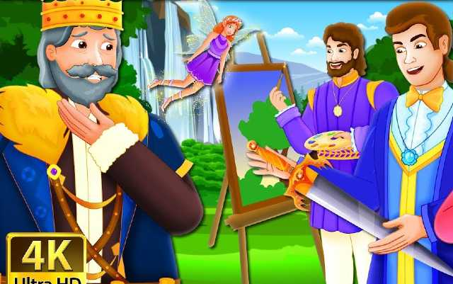 Three Princes Story For Kids |  English Fairy Tales | Bedtime Stories