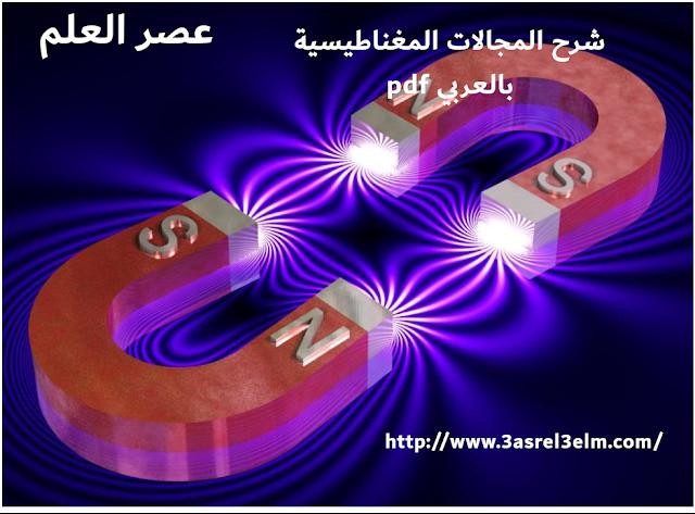شرح المجالات المغناطيسية