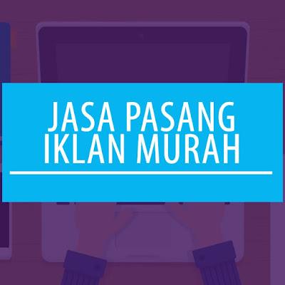 Jasa Pasang Iklan Banner di Blog