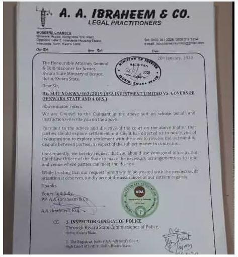 Saraki's family takes fresh decision over demolition of 'Ile Arugbo' by Kwara govt