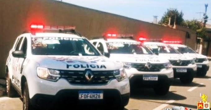 GOVERNO DO ESTADO DE SP ENTREGA 4 VIATURAS PARA A POLÍCIA MILITAR DE MOGI DAS CRUZES E REGIÃO: DEVE RECEBER OUTRAS 4 EM BREVE