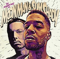 The Adventures of Moon Man e Slim Shady - Kid Cudi ft. Eminem