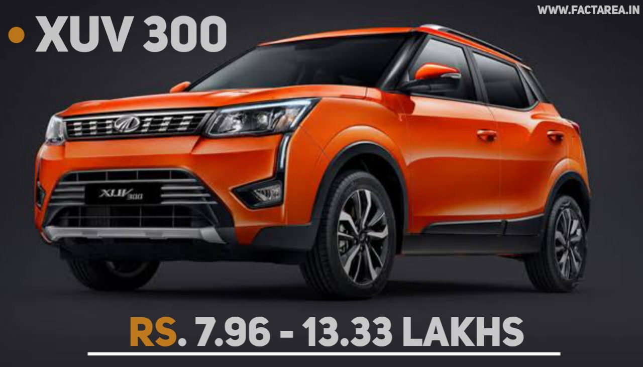 XUV300 REVIEW IMAGE