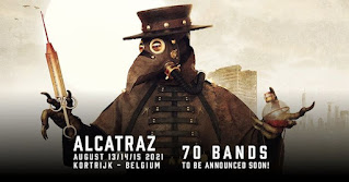 L'affiche de l'Alcatraz Festival 2021