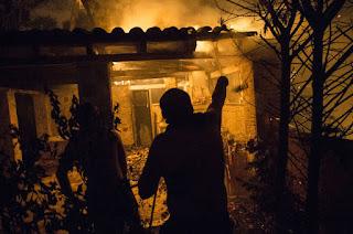 Yunanistan'da yangın 50 kişi öldü