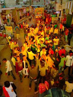 युवा संगठन द्वारा धूमधाम से मनाई गई रविदास जयंती