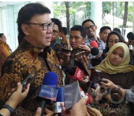 Menteri Thahjo, Pemerintah Juga Akan Memperhatikan Ke Tenaga Honorer