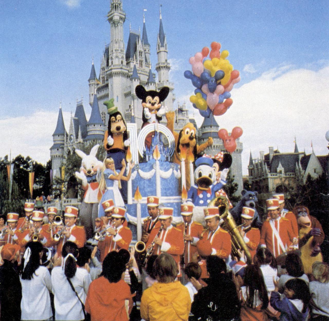 Disney Avenue Remembering Walt Disney World S Tencennial