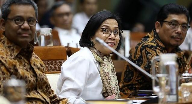 Sri Mulyani Buka Suara Terkait Wacana Revisi UU BI