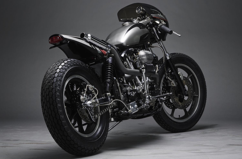 JAMESVILLE MOTORCYCLES: JAMESVILLE '74 FX SHOVELHEAD