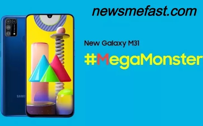 Samsung Galaxy M31, Samsung has launched Galaxy M31 at Rs 14,999