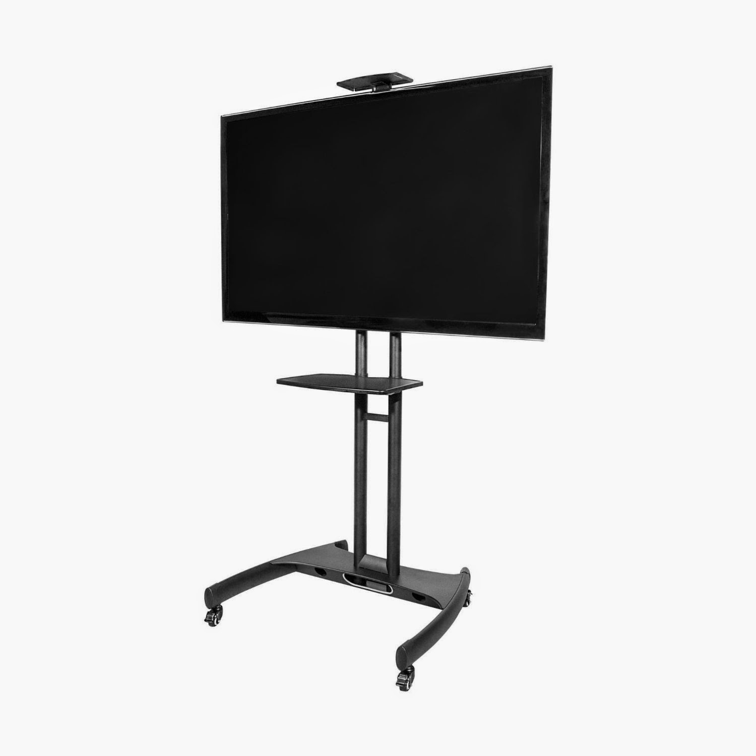 Kanto MTM65PL Mobile TV Stand for 37-65 inch Flat Panel ...