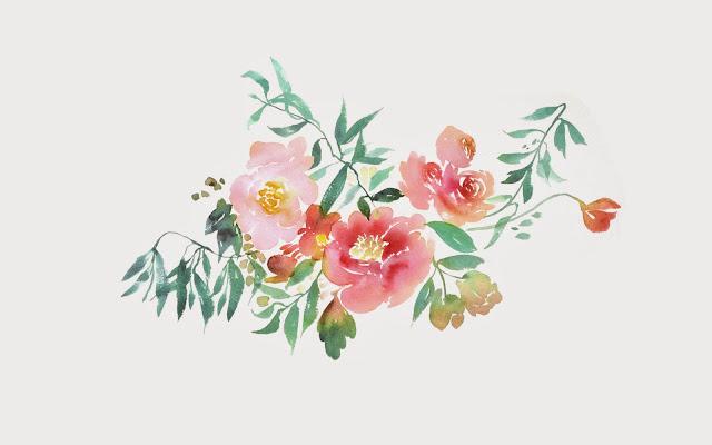 ilustración flores
