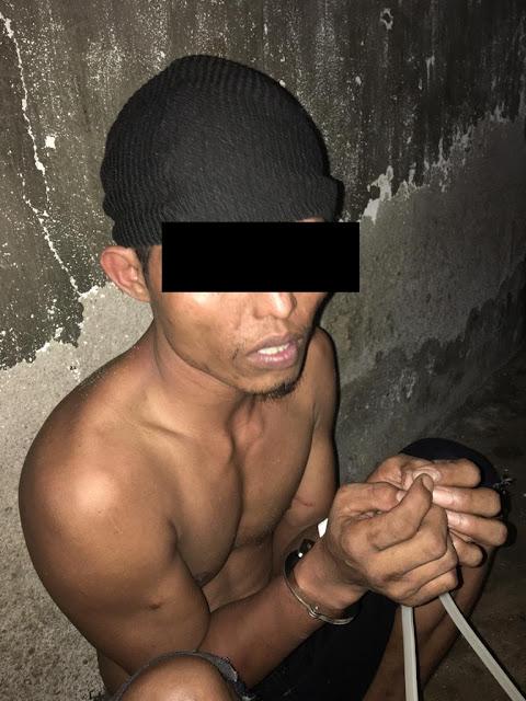 Ditpolairud Polda Kepri Berhasil Mengamankan Seorang Pria Lantaran Memiliki Narkotika Jenis Sabu