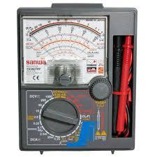 Jual Multimeter Sanwa Yx360trf Harga Murah