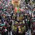 Urutan Peserta Parade Bunga Surabaya 2017