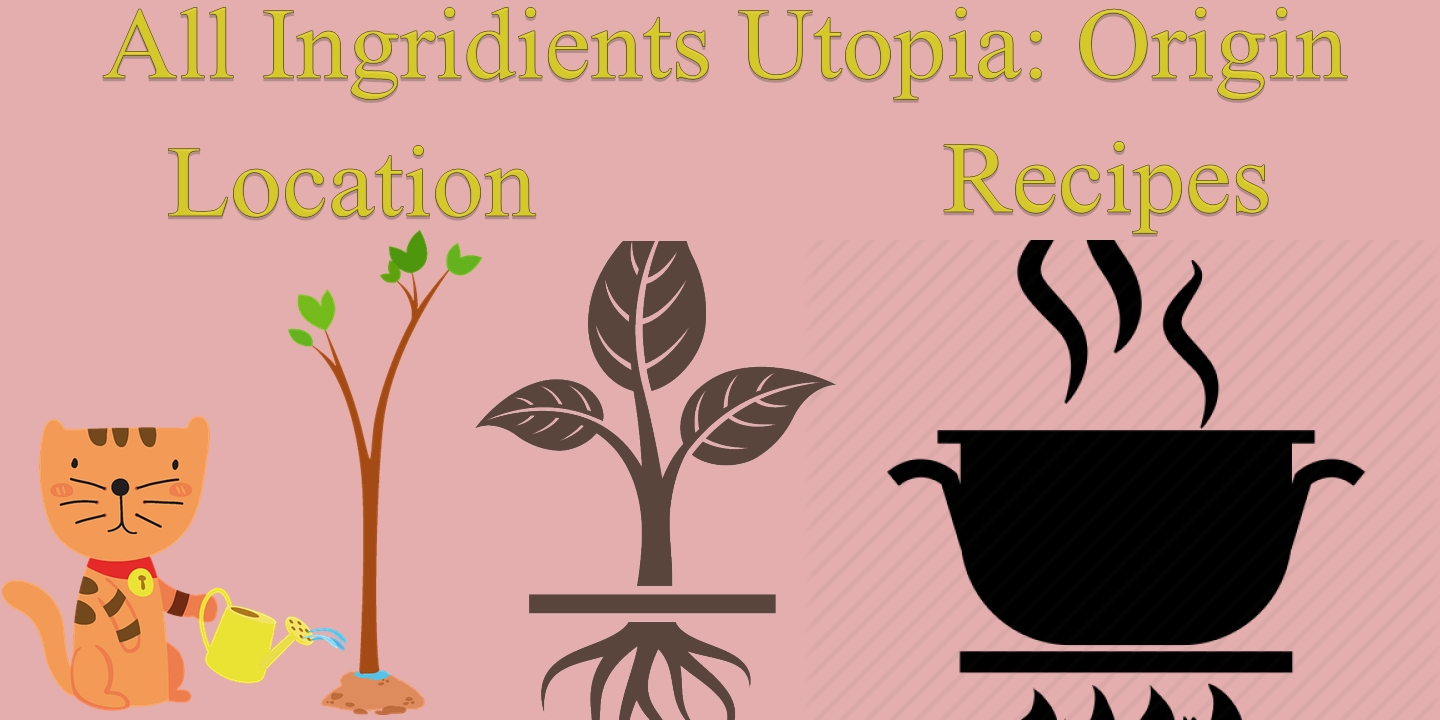 Pearl Cooking Pot Recipe Utopia: Origin